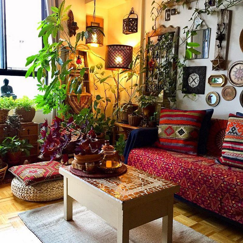 Bohemian Style Furniture (52)