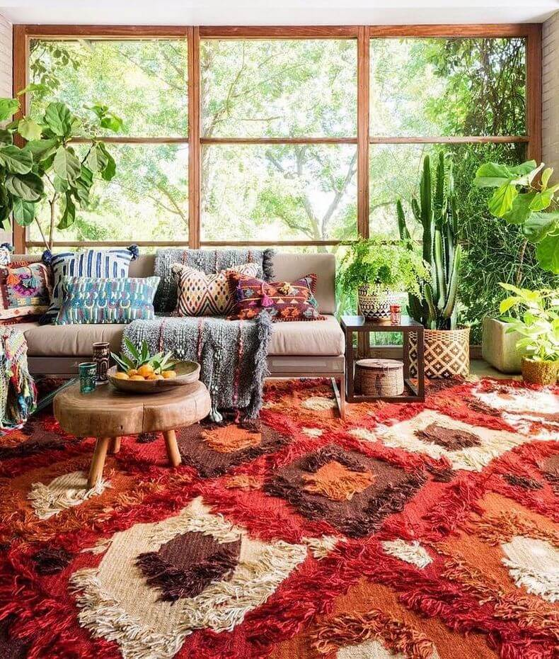 Bohemian Decorating Ideas (10)