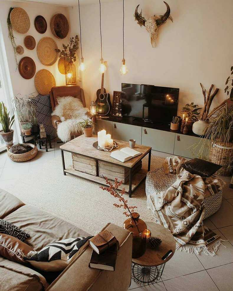 Bohemian Decorating Ideas (15)