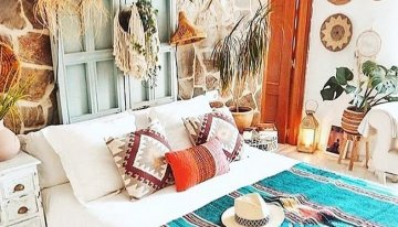 Bohemian Decorating Ideas For Boho Chic Lovers