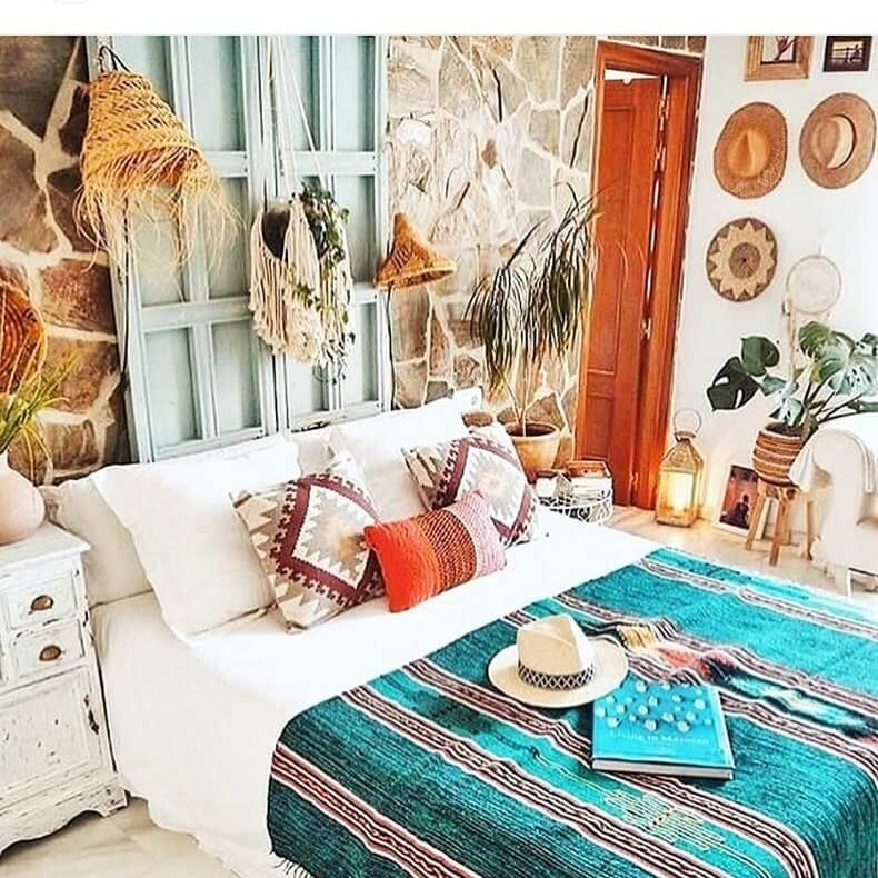 Bohemian Decorating Ideas (20)