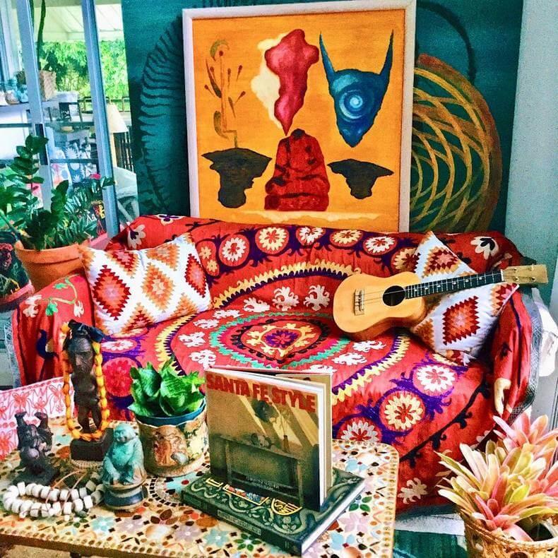 Bohemian Decorating Ideas (21)