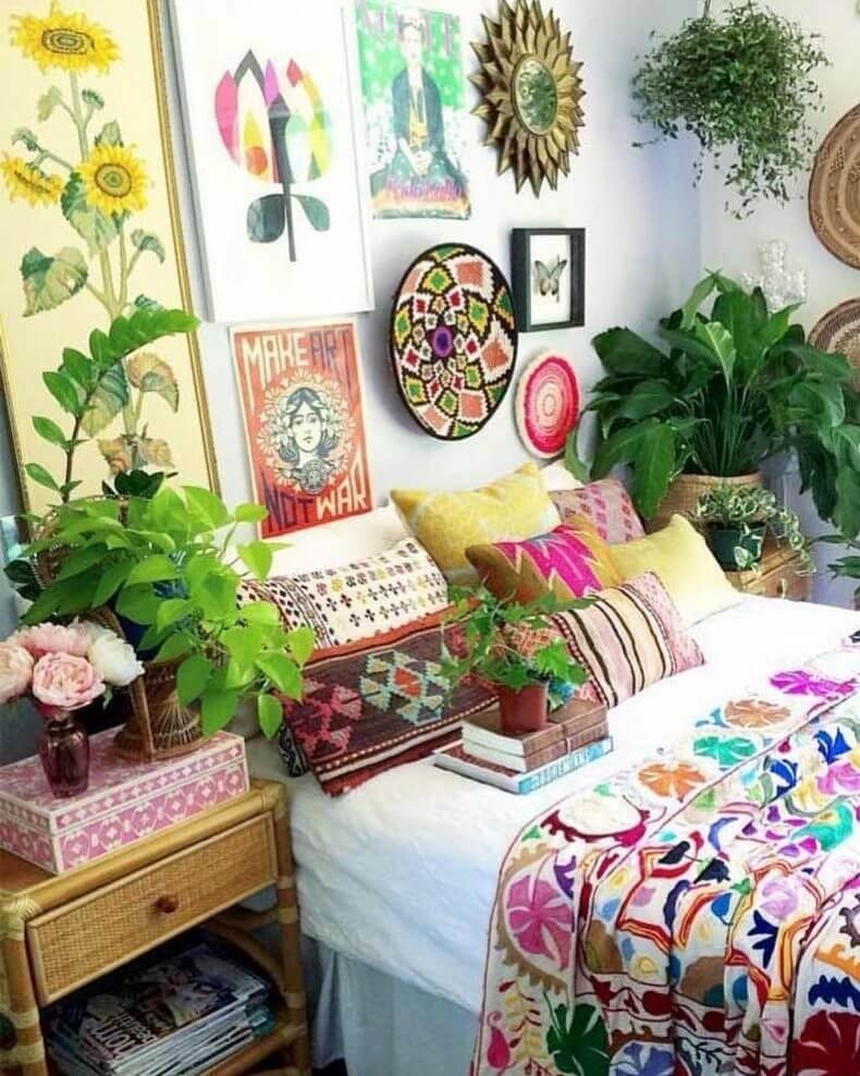 Bohemian Decorating Ideas (33)