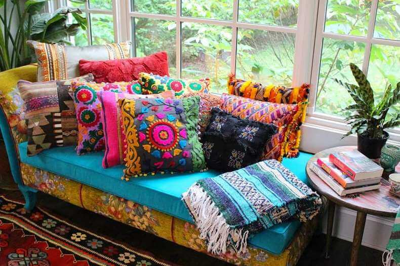 Bohemian Decorating Ideas (35)