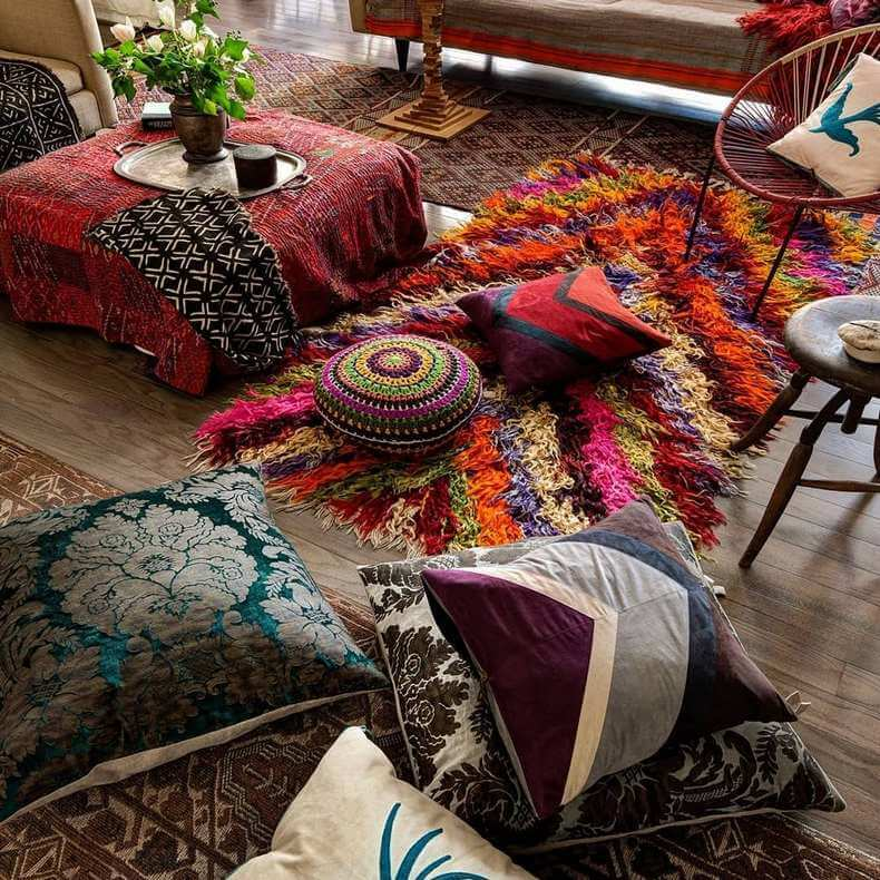 Bohemian Decorating Ideas (37)