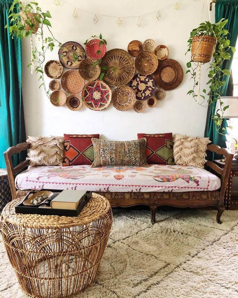 Bohemian Decorating Ideas (39)