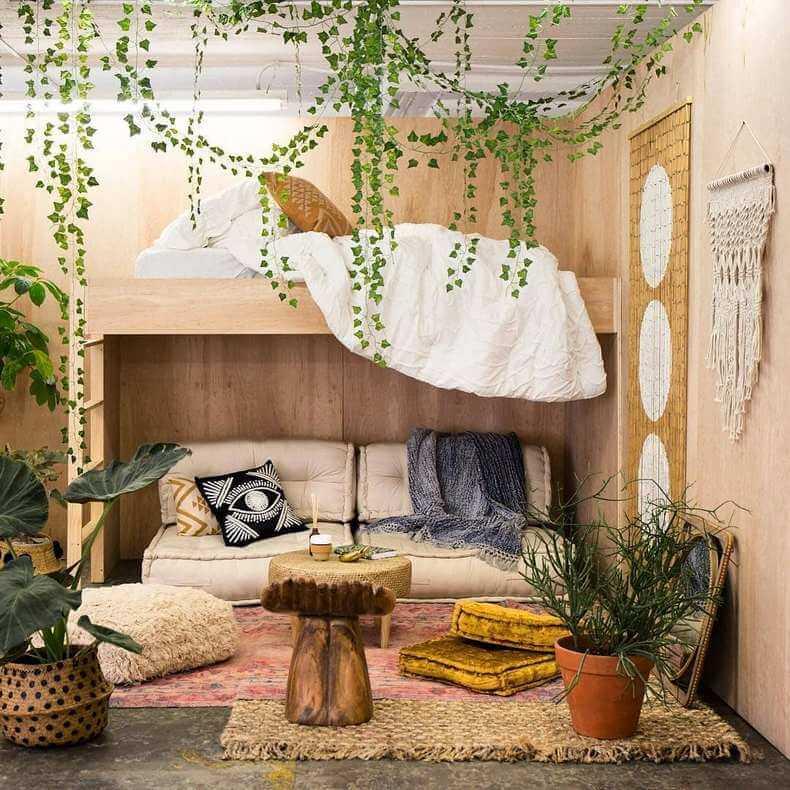 Bohemian Decorating Ideas (42)
