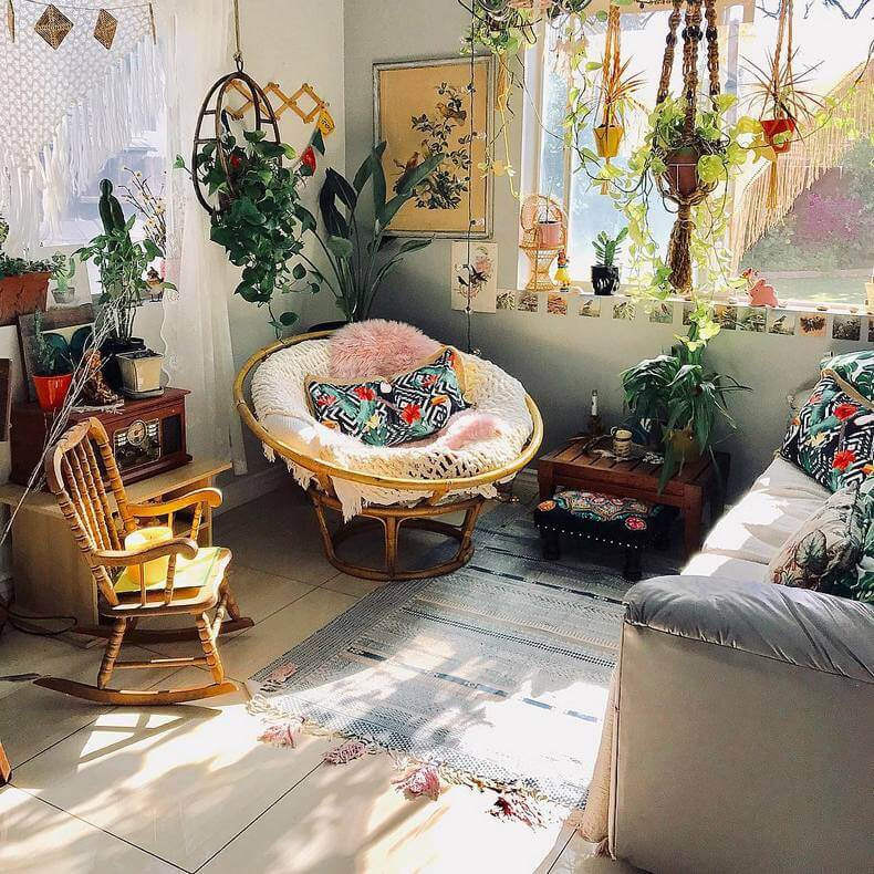 Bohemian Decorating Ideas (43)