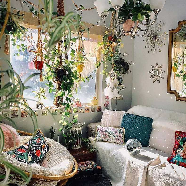 Bohemian Decorating Ideas (48)