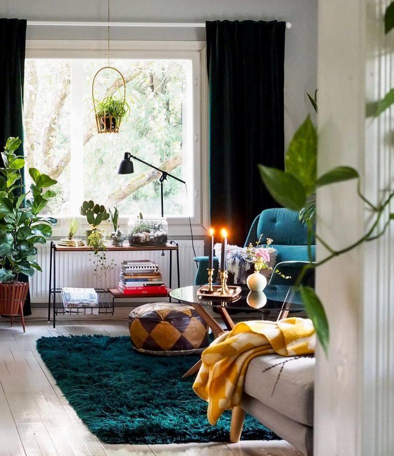 Bohemian Decorating Ideas (54)