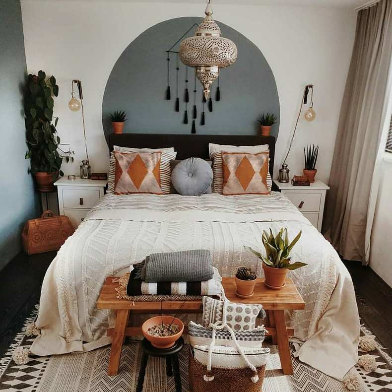Bohemian Decorating Ideas (55)