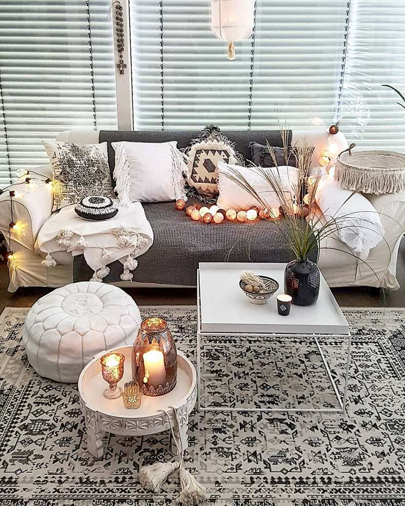 Bohemian Decorating Ideas (58)