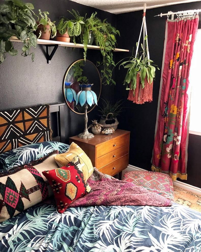 Bohemian Decorating Ideas (61)