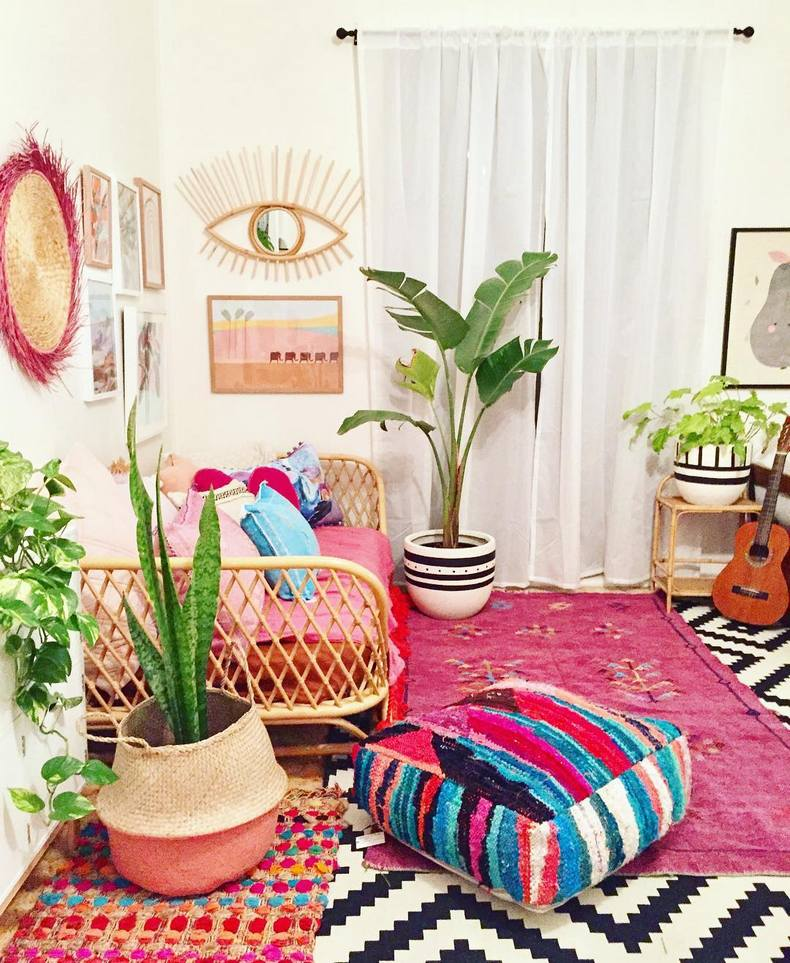Bohemian Decorating Ideas (63)