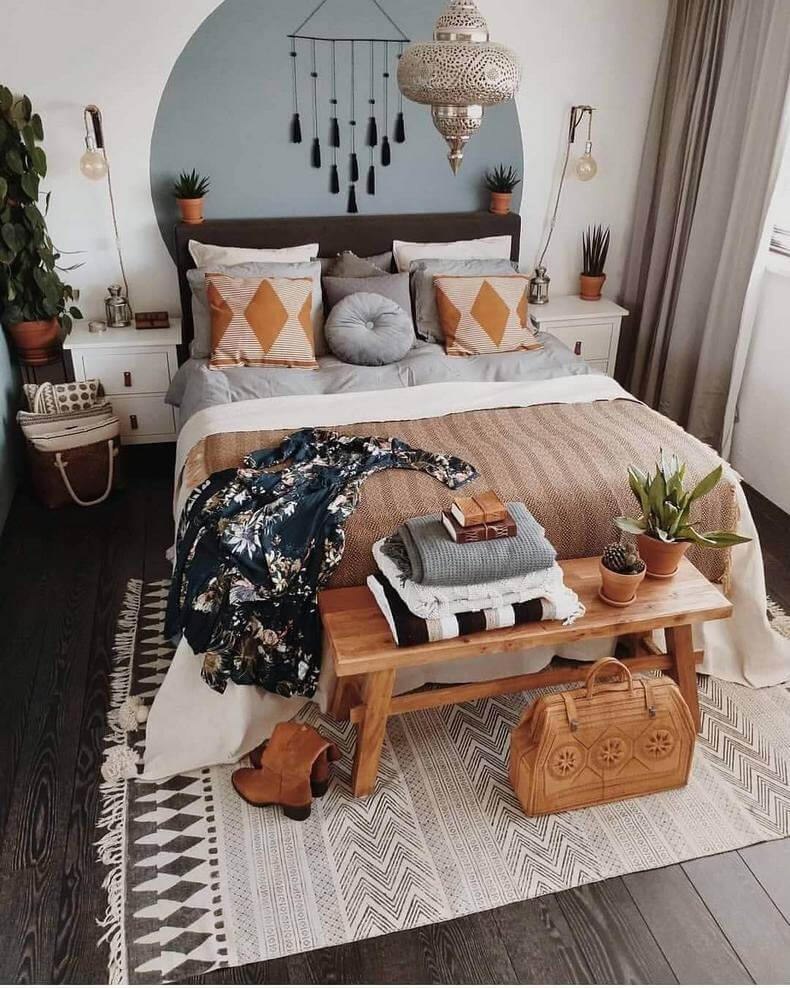 Bohemian Decorating Ideas (7)