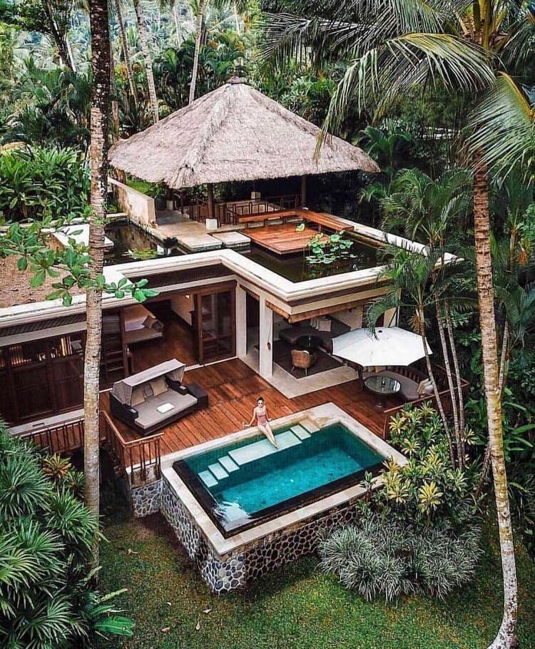 bohemian style outdoor and garden (49)