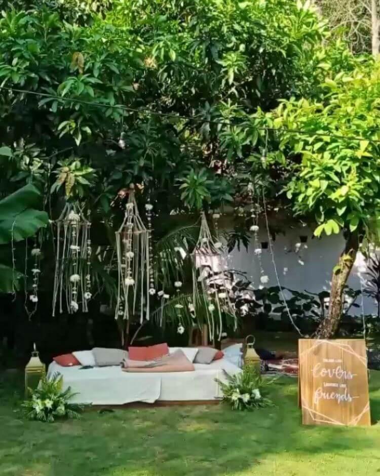bohemian style outdoor and garden (61)
